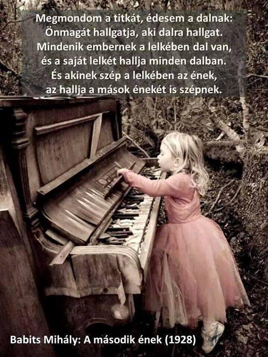 Zene szeretete